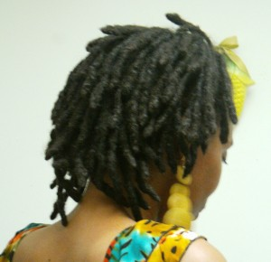 mold in dreads